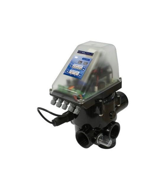 Válvula selectora lateral automática. Modelo: System VRAC II Basic. Variante 3