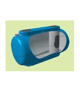 Depuradora filtro biológico