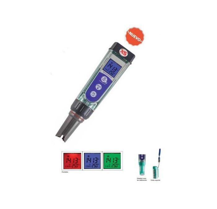 Elige el analizador de pH, redox y conductividad más versatil
